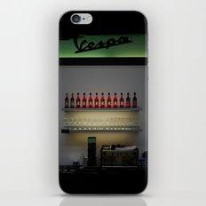 Vespa Bar iPhone Skin