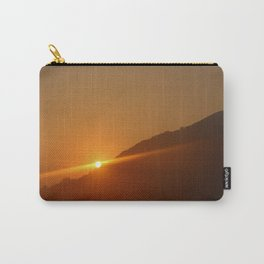 Udaipur Sunrise Carry-All Pouch