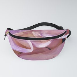 Lilac-Pink Pastel Calla Lilies Fanny Pack