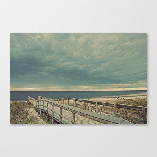 Nautica: Sidetracked Canvas Print