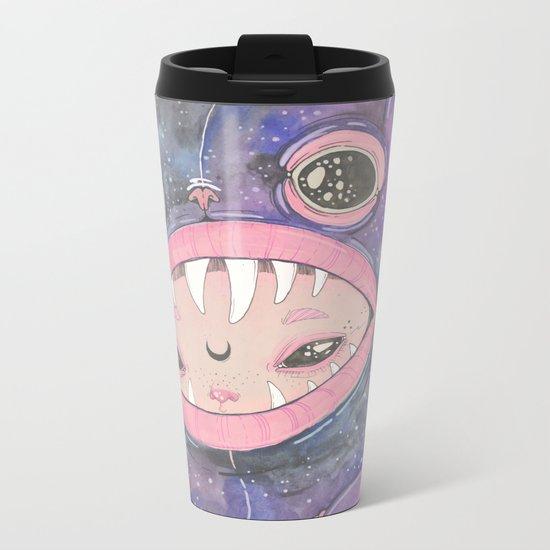 Boooh! Metal Travel Mug
