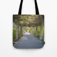 Perfect pathway Tote Bag