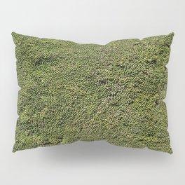 Green natur carpet Pillow Sham