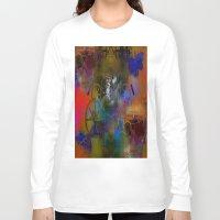 steam punk Long Sleeve T-shirts featuring Steam Punk by Robin Curtiss