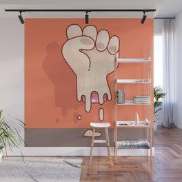 Hand Series #2 Wall Mural