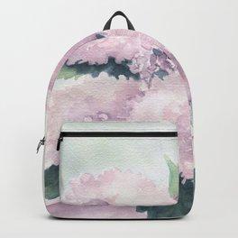 Hydrangea 2 Backpack