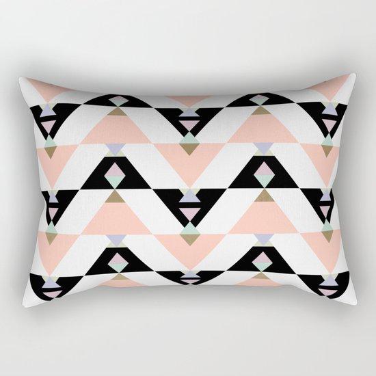 Abstract Pattern 60 Rectangular Pillow