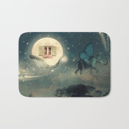 Moon Dream Bath Mat