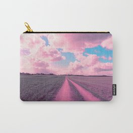 The pink way to the pink clouds Carry-All Pouch