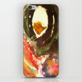 Bomb Suit Visions iPhone Skin