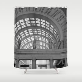 Union Station, No. 4 Shower Curtain