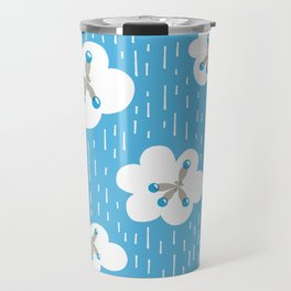 Methane Molecules And The Greenhouse Effect Travel Mug
