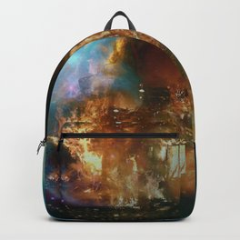 Fire Backpack