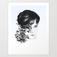 Westerland Art Print