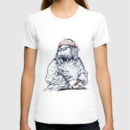 David Foster Walrus T-Shirt T-shirt