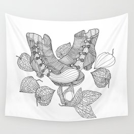 shoe love 1 Wall Tapestry