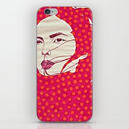 Spots not Dots!! iPhone Skin