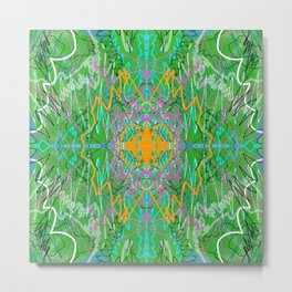Kaleidescopic Journey Metal Print