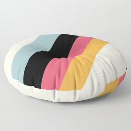 Classic Retro Hariasa Floor Pillow