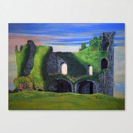 Ancient Celtic Ruins Canvas Print