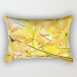 Automn leaf Rectangular Pillow
