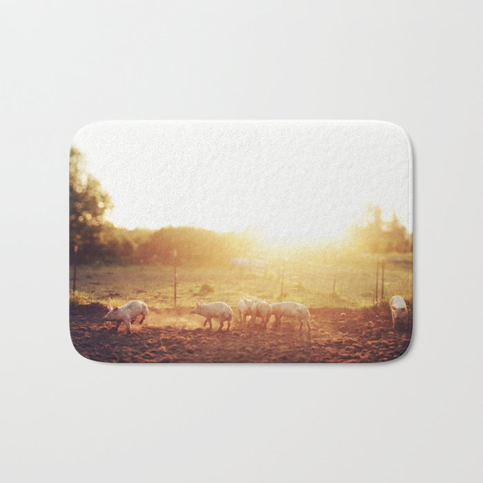 Pig Dust Bath Mat