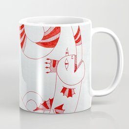 Follow the Leader at Your Own Risk Coffee Mug