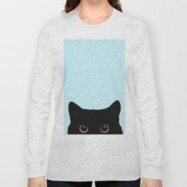 Black cat I Long Sleeve T-shirt
