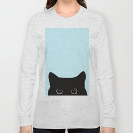 Black cat I Long Sleeve T-shirt