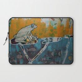 Frog Music Laptop Sleeve