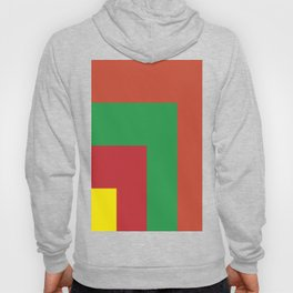 Very squared and precise and rectangular. Very very angular crafted shapes. Nothing else to say. Hoody