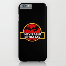 Jurassic Betrayal Slim Case iPhone 6