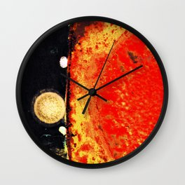 H 2 Wall Clock