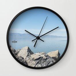 Floating/Brine Wall Clock