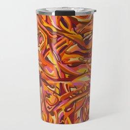 Mushroom Gorge Travel Mug
