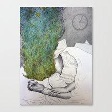 3AM Canvas Print