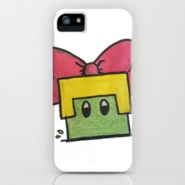 Armored Slime iPhone Case