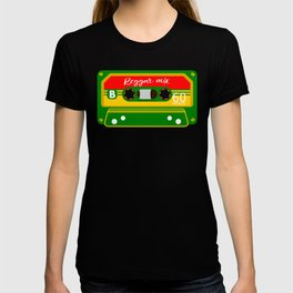REGGAE MIX TAPE T-shirt
