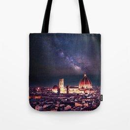 florence skyline Tote Bag