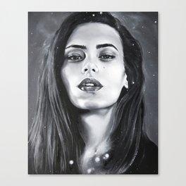 Celestial Lucera Canvas Print