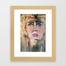 screens Framed Art Print