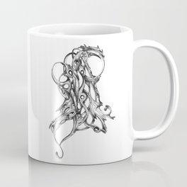 Oracle In Dots Coffee Mug