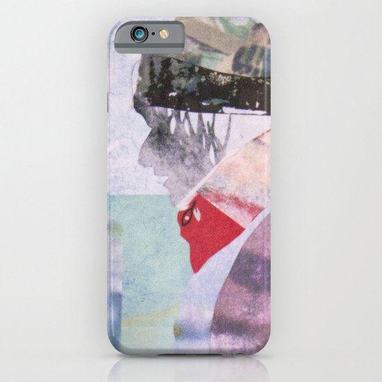 Precipice (detail) iPhone & iPod Case