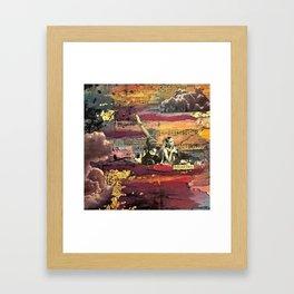 Reflected Glory Framed Art Print
