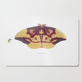 Imperial Moth (Eacles imperialis) Cutting Board