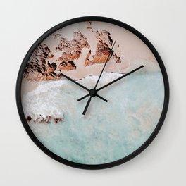 seashore ii / australia Wall Clock