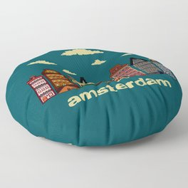 Amsterdam Floor Pillow