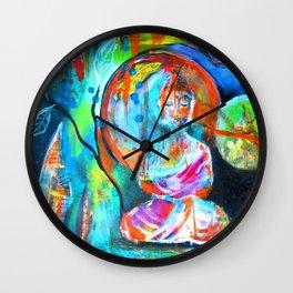 Transcendence Wall Clock