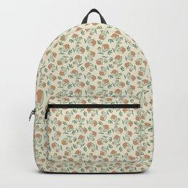 Gentle embrace | floral Backpack
