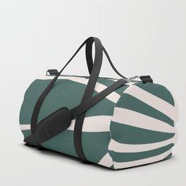 Abstract Seaweed Duffle Bag